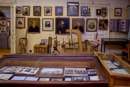 Музей отечественного предпринимательства в Москве