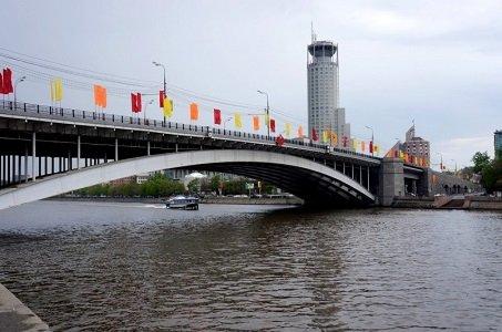 Краснохолмские мостым - прогулки в окрестностях метро Таганская