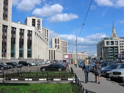 Проспект Сахарова