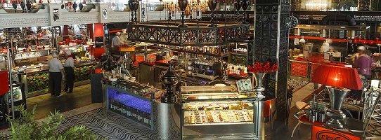 Грабли - ресторан в Москве на Тульской
