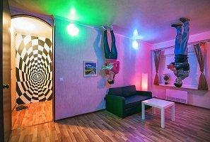 Квест-комната «Дом вверх дном» в Москве