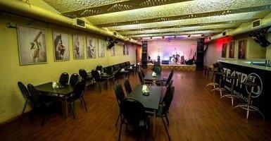 Клуб «ТеатрЪ» у метро Комсомольская в Москве