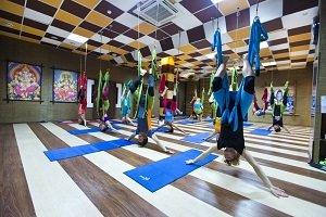 Центр йоги «АНАХАТА» в Москве