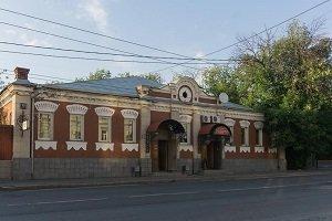 Улица Селезнева - прогулка в районе метро Новослободская