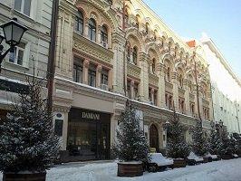 Улица Каретный Ряд - прогулки по Москве
