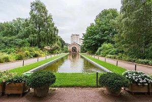 Ботанический сад МГУ «Аптекарский огород» на проспекте Мира