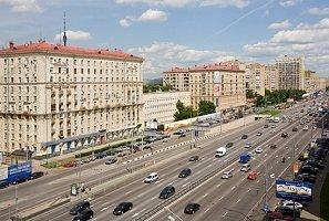 Улица Проспект Мира в Москве