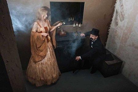 Квест «Особняк с привидениями» в Москве у метро Проспект Мира