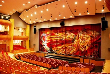 Театр фольклора «Русская песня» у метро Проспект Мира
