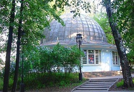Планетарий, Суворовская площадь, 2