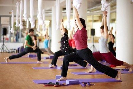 Центр йоги и фитнеса MIND&BODY в Москве