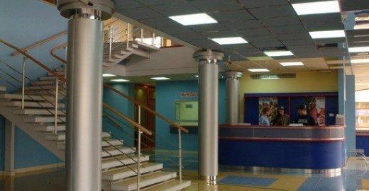 Фитнес-клуб World Class в Москве