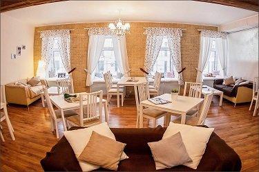 Антикафе Lodge на Остоженке, Москва, метро Парк культуры