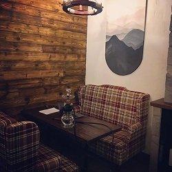 Кафе-кальянная Pauza Lounge на Тимура Фрунзе, метро Парк культуры в Москве