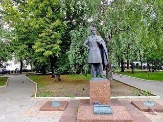 Спасопесковская площадь, прогулки по Москве, метро Смоленская
