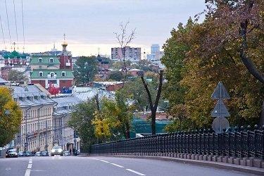 Бульварное кольцо Москвы - 2 часть