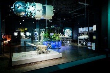 Интерактивная выставка Политехнического музея «Россия делает сама»