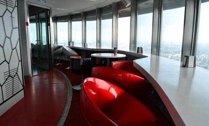 Ресторанный комплекс Седьмое небо - бистро.