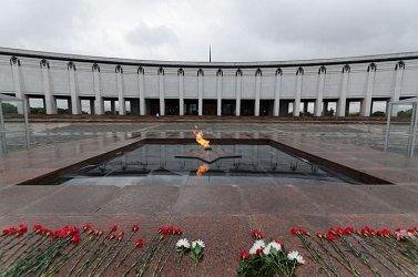 Музей Победы на Поклонной горе.