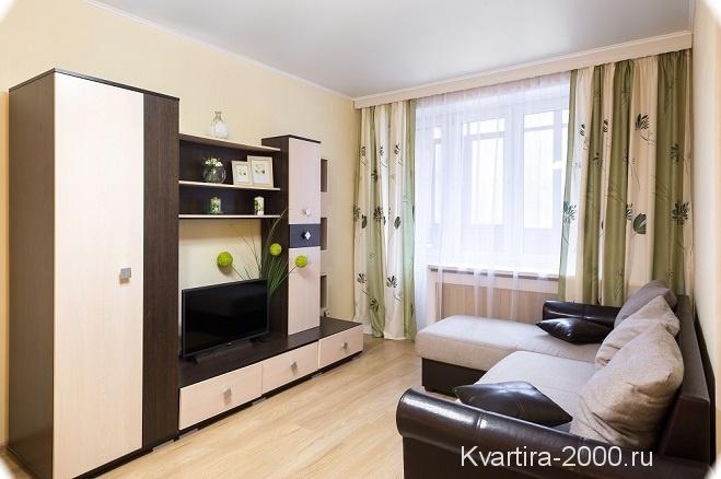 Однокомнатная квартира посуточно м. Ленинский проспект
