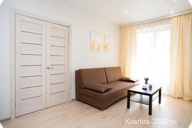Уютная однокомнатная квартира посуточно м. Краснопресненская