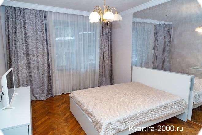 Двухкомнатная квартира на сутки м. Маяковская