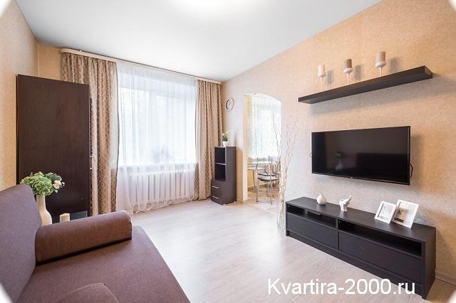 Уютная двухкомнатная квартира рядом с м. Таганская